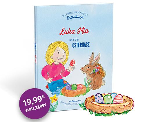 Framily - personalisierte Kinderbücher - dein Osterbuch