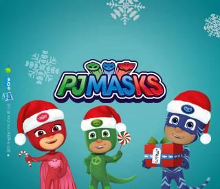 Personalisierter Adventskalender mit PJ Masks