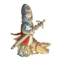 Der kleine Ritter Trenk und ich