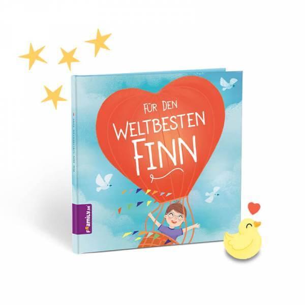personalisiertes Kinderbuch: Für das weltbeste Kind