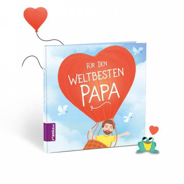 personalisiertes Kinderbuch: Für den weltbesten Papa