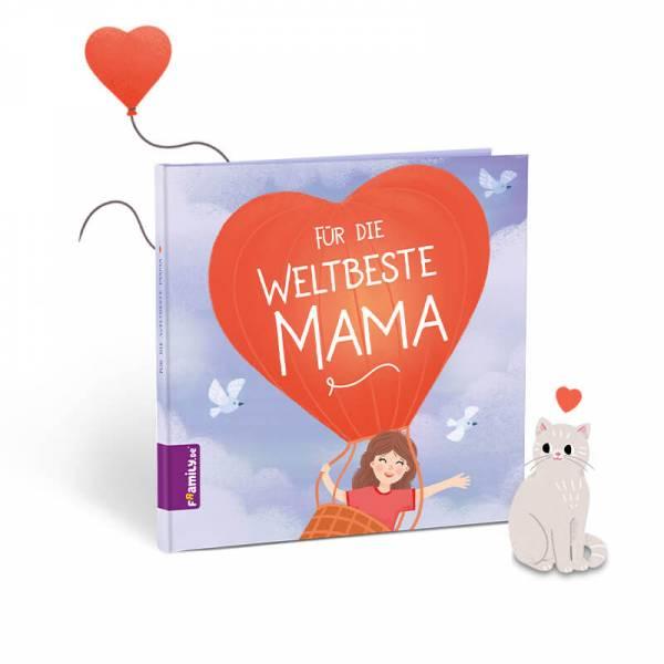 personalisiertes Kinderbuch: Für die weltbeste Mama