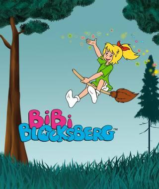 Dein personalisiertes Kinderbuch mit Bibi  Blocksberg