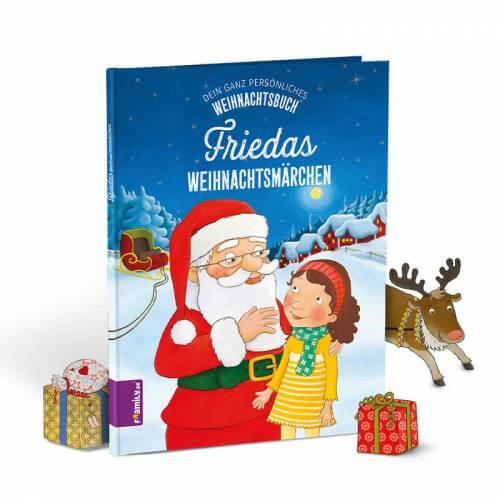 Personalisiertes Weihnachtsbuch von Framily