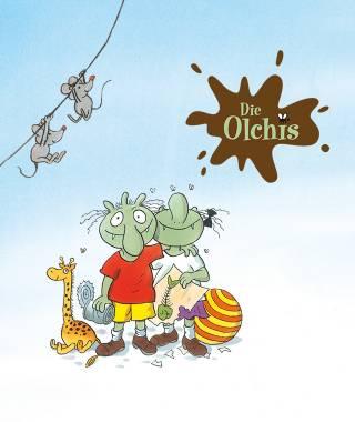 Olchis - personalisierte Kinderbuecher