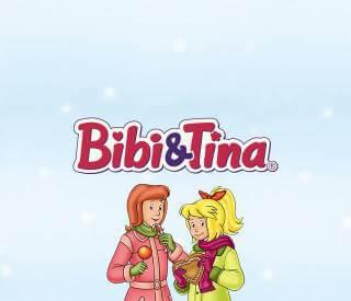 Gestalte deinen personalisierbaren Adventskalender mit Bibi und Tina