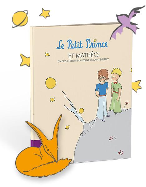 livre personnalisé le petit prince