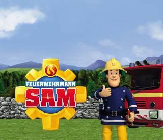 Gestalte dein personalisierbares Kinderbuch mit Feuerwehrmann Sam