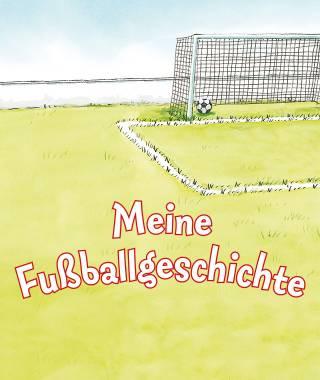 Fussballgeschichte - personalisierte Kinderbuecher