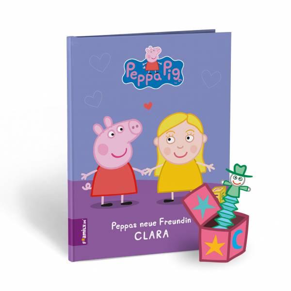 personalisiertes Kinderbuch: Peppa Wutz und du
