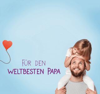 Für den weltbesten Papa