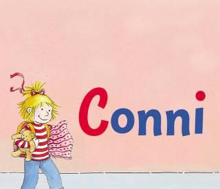 Gestalte dein personalisiertes Buch mit Conni