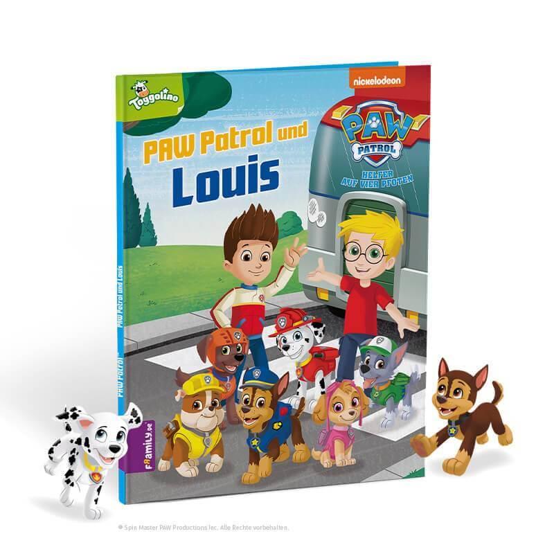 Framily - personalisiertes Kinderbuch - Paw Patrol