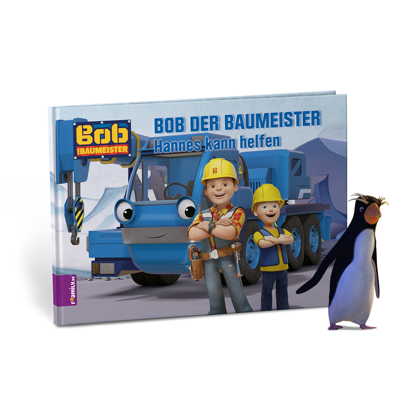 Bob der Baumeister - personalisierte Kinderbuecher