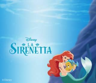 La Sirenetta Ariel e te libro personalizzato framily