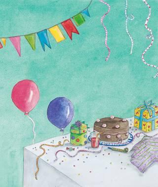 Headerbild fuer das personalisierte Geburtstagsbuch