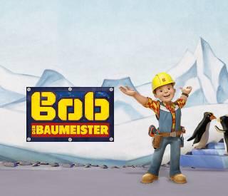 Gestalte dein personalisiertes Buch mit Bob der Baumeister