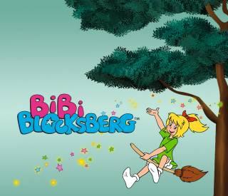 Gestalte dein personalisiertes Buch mit Bibi Blocksberg