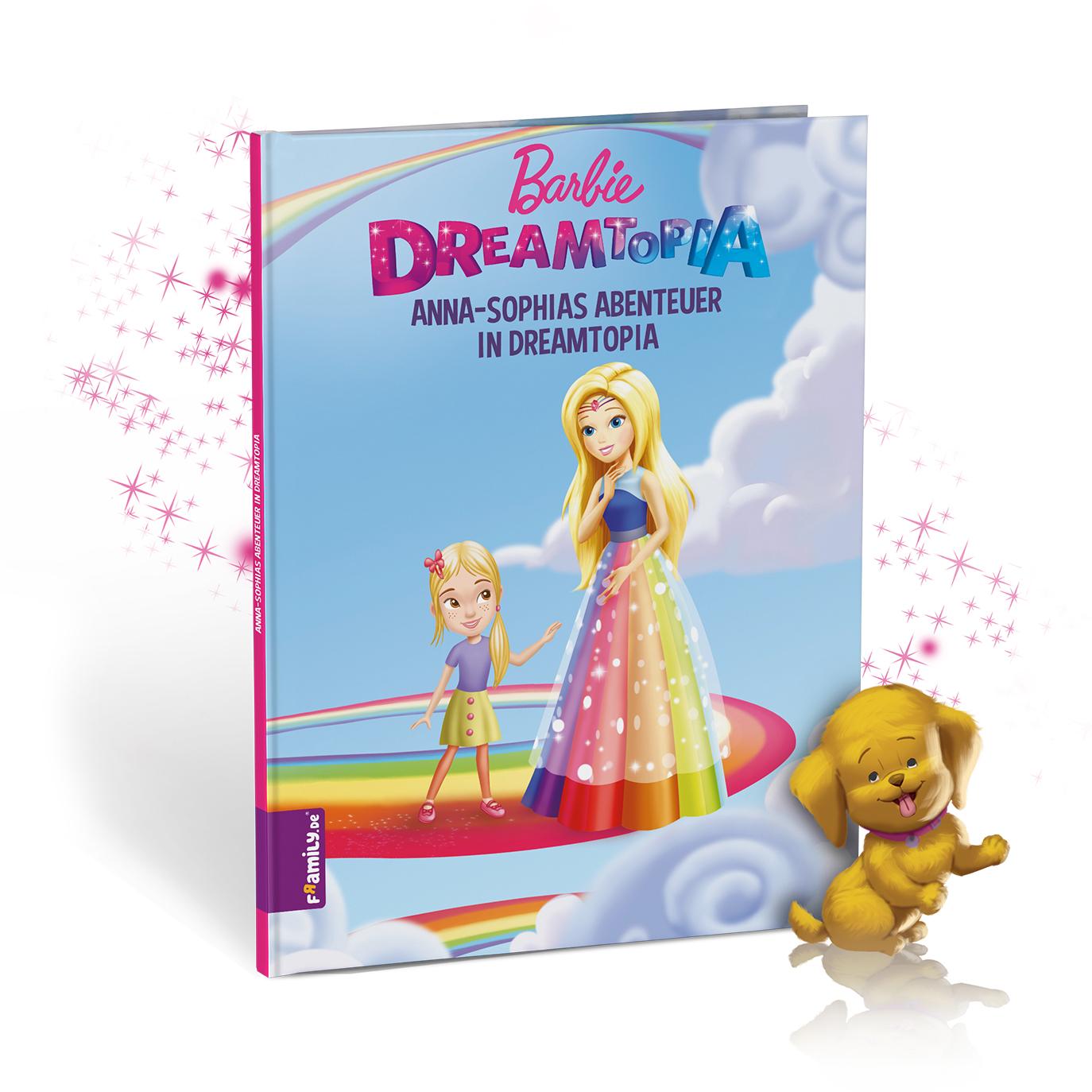 Barbie - personalisierte Kinderbuecher