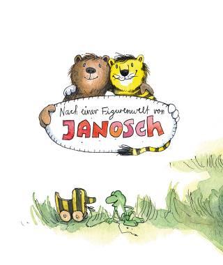 Dein personalisiertes Kinderbuch mit Janosch