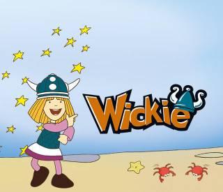 Gestalte dein personalisiertes Buch mit Wickie