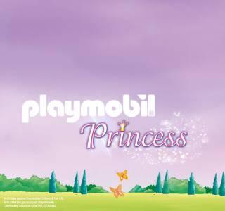 Dein personalisiertes Playmobil-Princessbuch