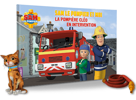 Sam Le Pompier Et Toi