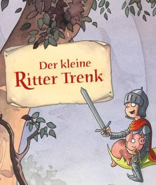 der kleine Ritter Trenk - personalisierte Kinderbuecher