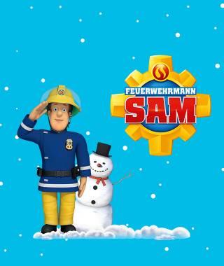 Headerbild fuer den personalisierten Adventskalender Feuerwehrmann Sam