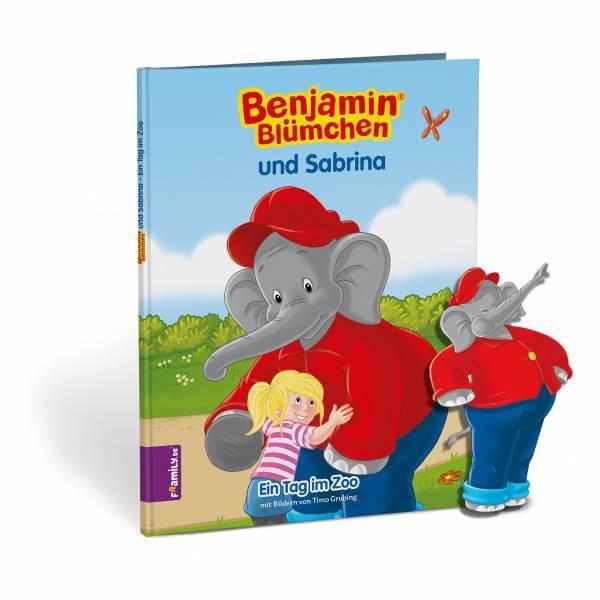 personalisiertes Kinderbuch - Benjamin Blümchen