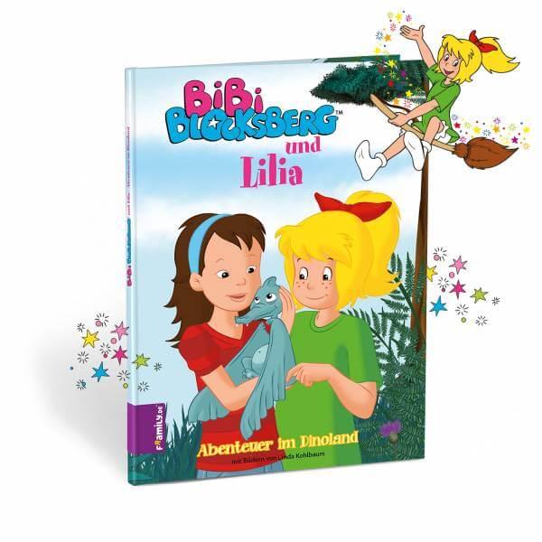 personalisiertes Kinderbuch - Bibi Blocksberg