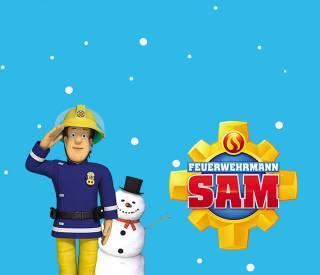 Gestalte deinen personalisierbaren Adventskalender mit Feuerwehrmann Sam