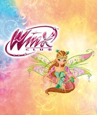 Winx - personalisierte Kinderbuecher