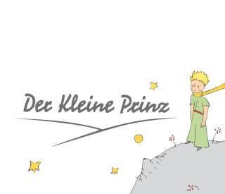 Gestalte dein personalisiertes Buch mit dem Kleinen Prinzen