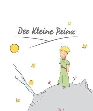Headerbild fuer das personalisierte Buch der kleine Prinz
