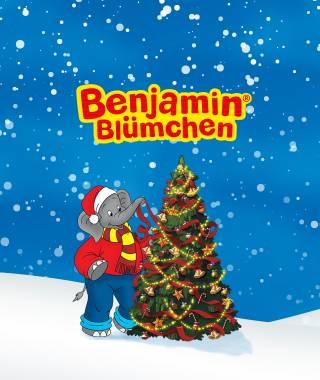 Headerbild fuer den personalisierten Adventskalender von Benjamin Bluemchen