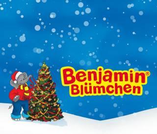 Gestalte deinen personalisierbaren Adventskalender mit Benjamin Blümchen