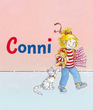 Dein ganz persönliches Buch mit Conni