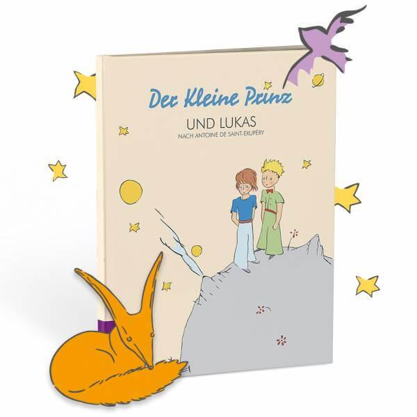 personalisiertes Kinderbuch - Der Kleine Prinz