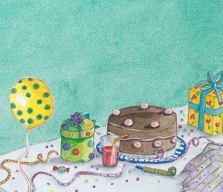 Gestalte dein personalisiertes Buch zum Geburtstag