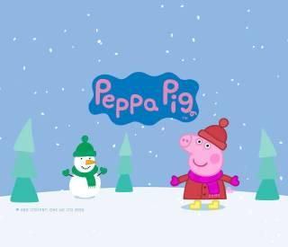 Libro personalizzato di Natale con Peppa
