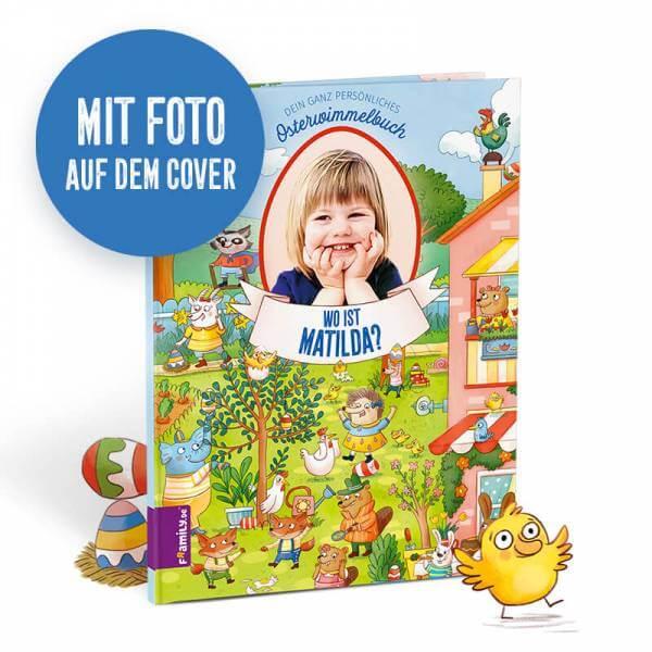 Dein Osterwimmelbuch mit Foto-Cover