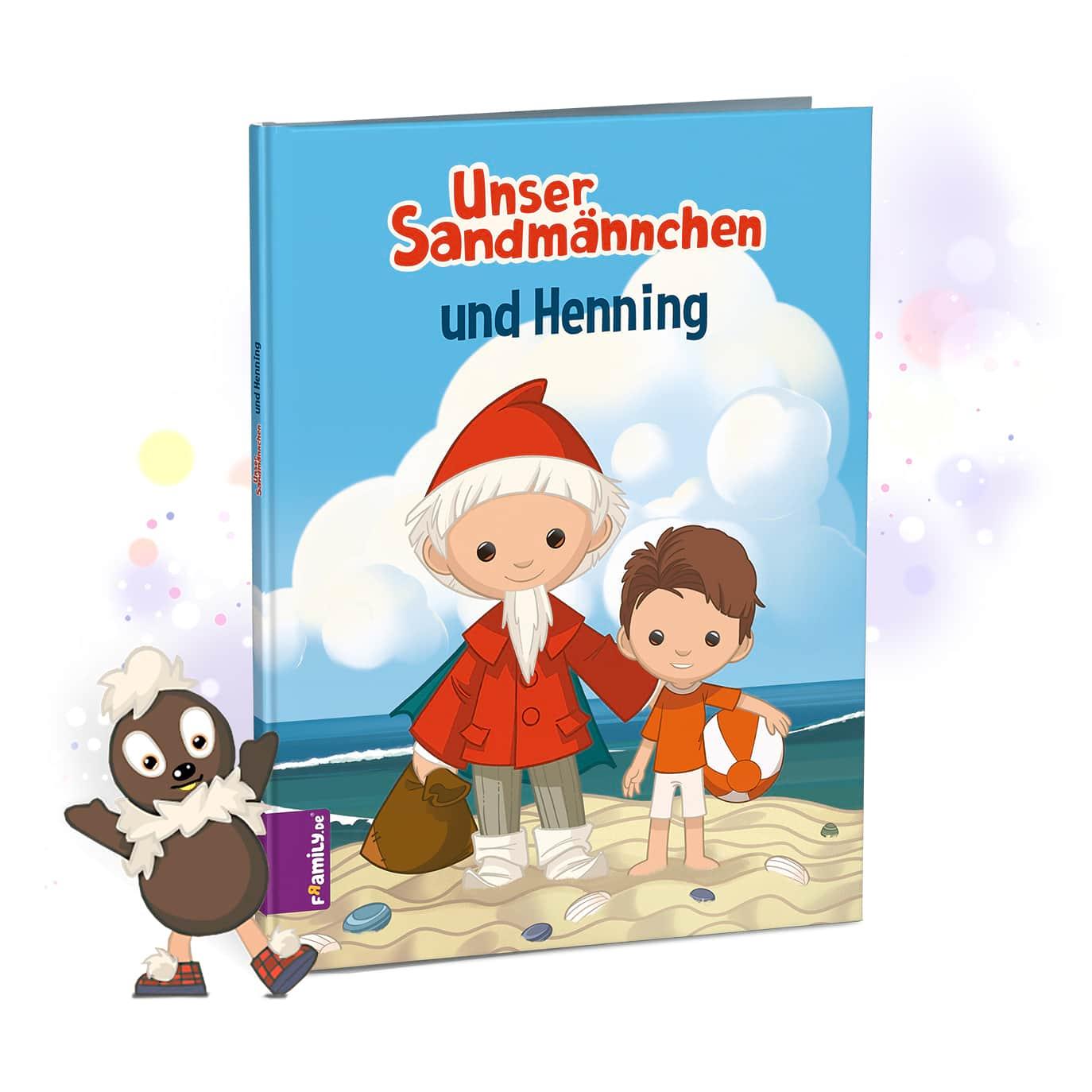 Das Sandmännchen Und Du Personalisiertes Buch Von Framily Framily