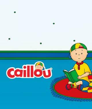 Dein personalisiertes Kinderbuch mit Caillou