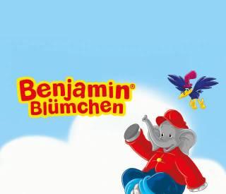 Gestalte dein personalisiertes Buch mit Benjamin Bluemchen