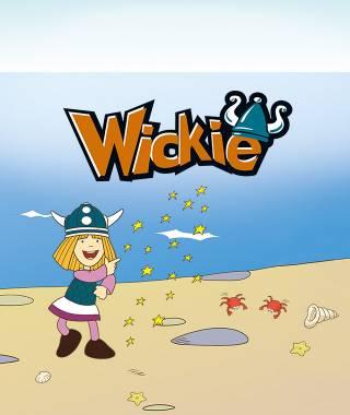 Wickie - personalisierte Kinderbuecher