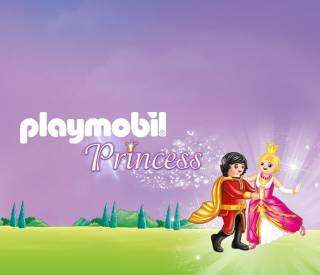Gestalte dein personalisiertes Buch mit PLAYMOBIL Princess