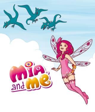 Mia and me - personalisierte Kinderbuecher