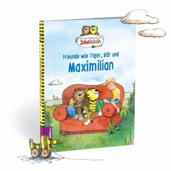 Framily - personalisiertes Kinderbuch - Janosch
