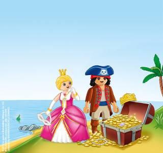 Dein personalisiertes Playmobil princess -Abenteuer
